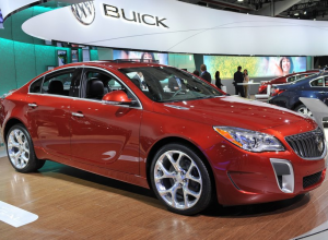 Нью-Йорк-2013: вид Buick Regal намекает на облик рестайлингового Opel Insignia